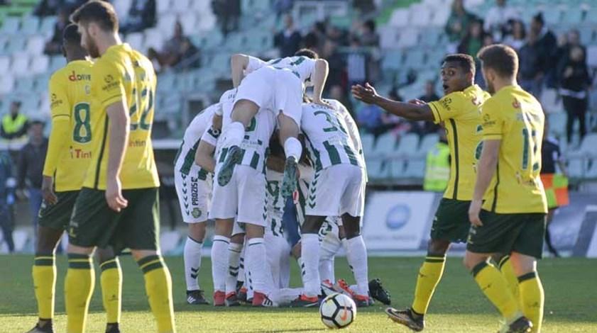 A crónica do V. Setúbal-P. Ferreira (1-0): Balão de oxigénio graças a Patrick