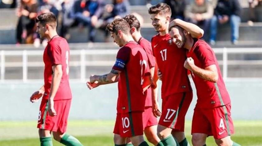 Portugal vence Hungria em jogo de preparação