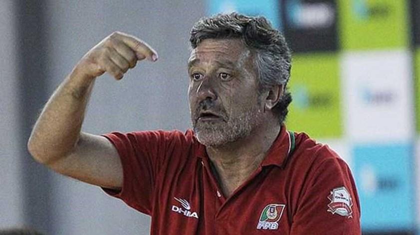 Selecionador assume favoritismo frente ao Chipre na pré-qualificação do Eurobasket'2021