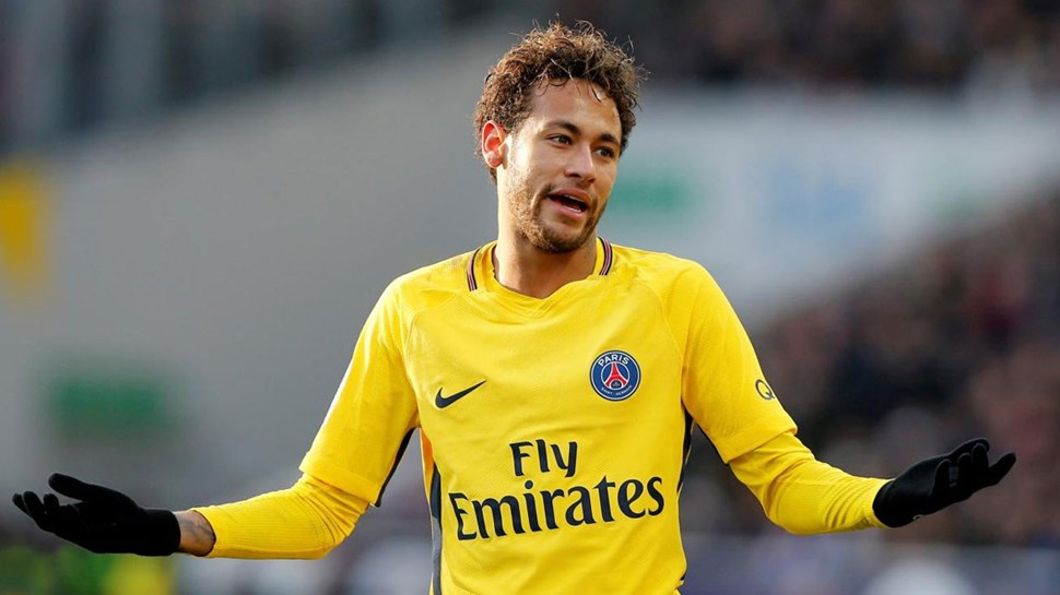 Já viu o novo fato de treino de Neymar? É selvagem... e muito caro