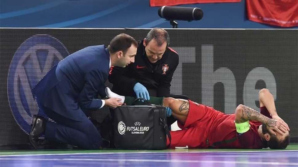 Futsal: Portugal é campeão da Europa com