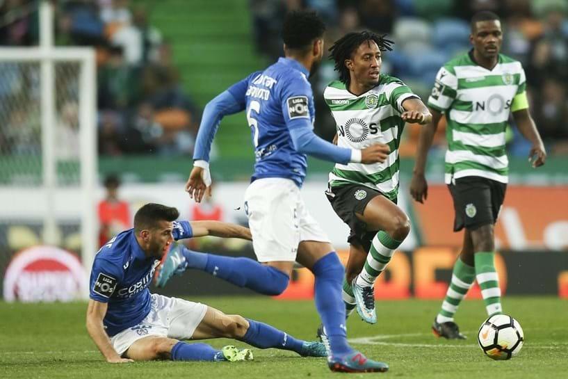 Sporting Feirense: As Melhores Imagens Do Sporting-Feirense