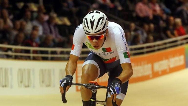 Rui Oliveira consegue melhor resultado português em Mundiais de pista