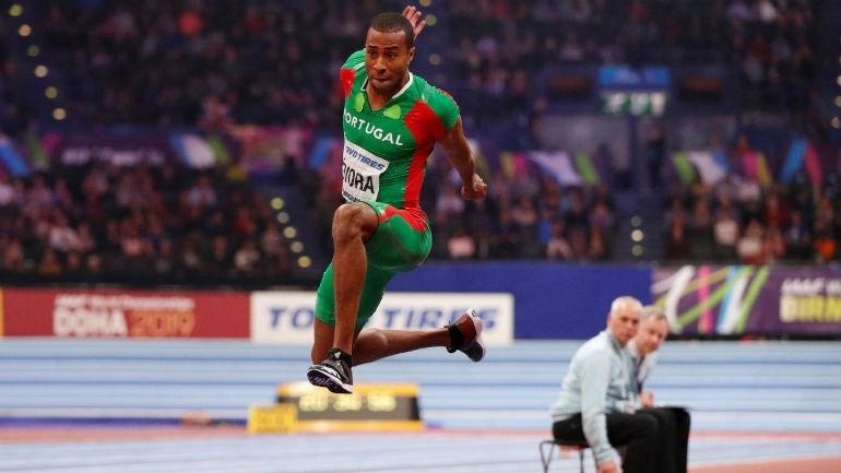 Évora consegue a medalha de bronze