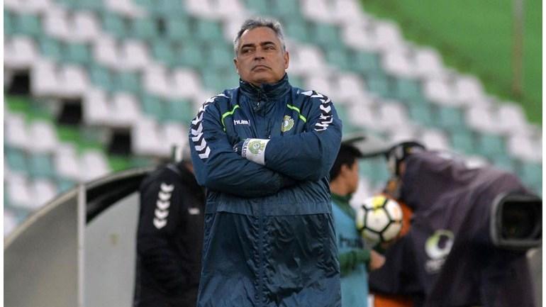 José Couceiro e a possibilidade de vencer um Marítimo 'ferido'