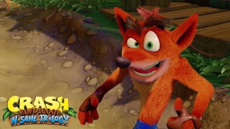 Nsane Trilogy anunciado para PC, Switch, e Xbox One — Crash Bandicoot