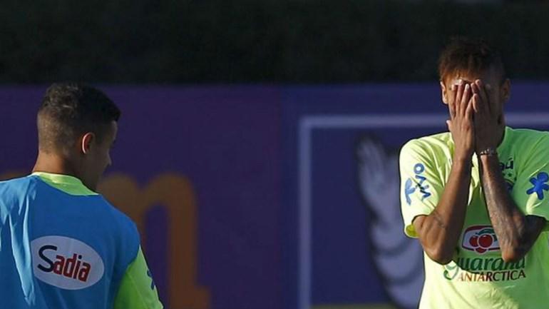 Coutinho faz coro para volta de Neymar e elogia volante Arthur