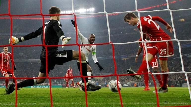 Bayern Munique confirma apuramento com novo triunfo sobre o Besiktas