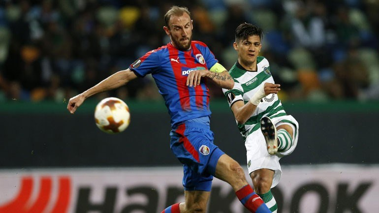 Golo no prolongamento salva Sporting na Liga Europa