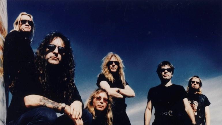 Iron Maiden confessam plágio e vão ter de pagar 620 mil euros