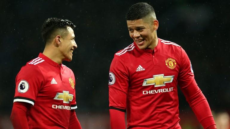 Mourinho perde avançado no Manchester United