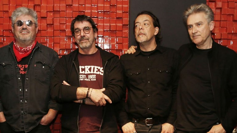 Xutos anunciam pleno no Rock in Rio