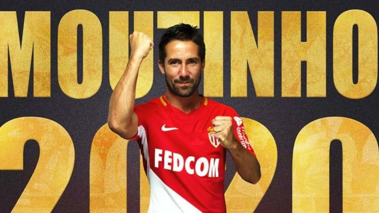 Oficial: Moutinho renova com o Monaco até 2020