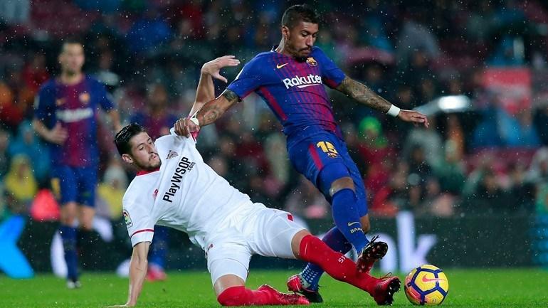 De olho na Champions, Barcelona enfrenta o Sevilla pelo Espanhol