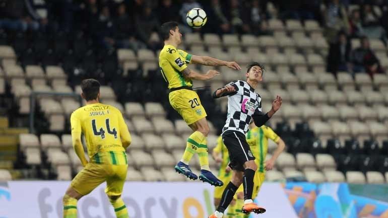Boavista e Tondela empatam no Estádio do Bessa