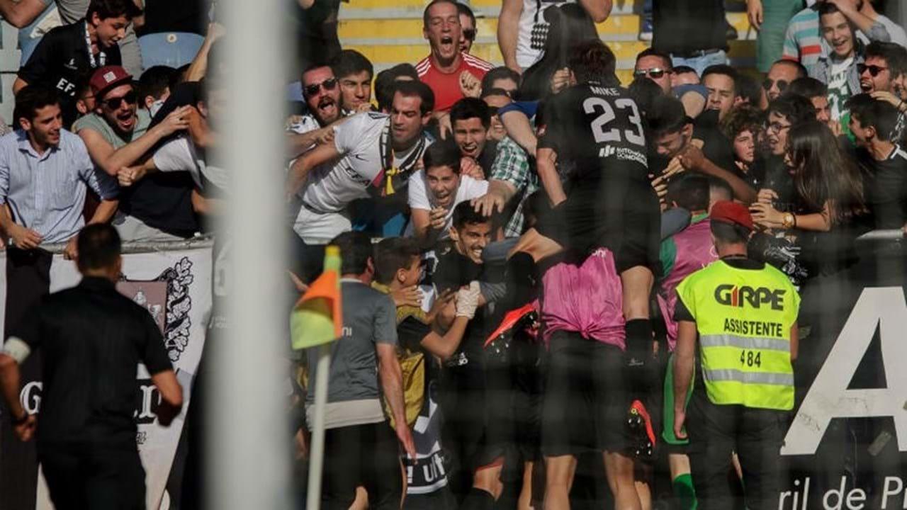 Académica-FC Porto B, 6-6: Estudantes vencem nos descontos