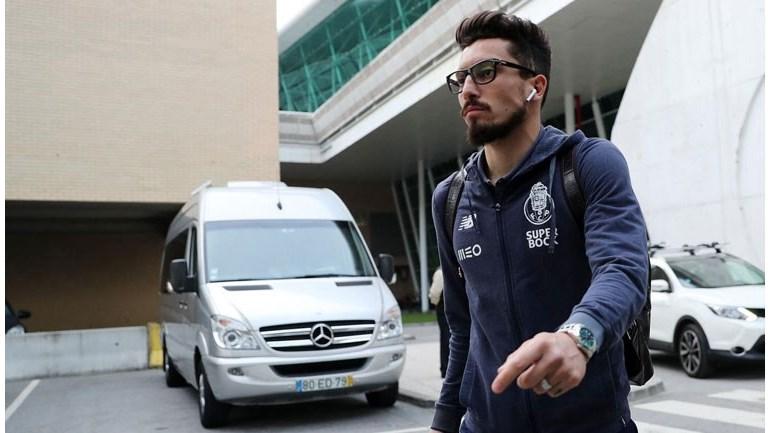 Marega e Corona ficaram no Porto, Telles e Danilo rumaram a Lisboa