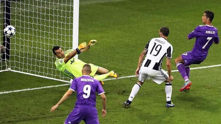 Veja o golo de Ronaldo que está a correr mundo