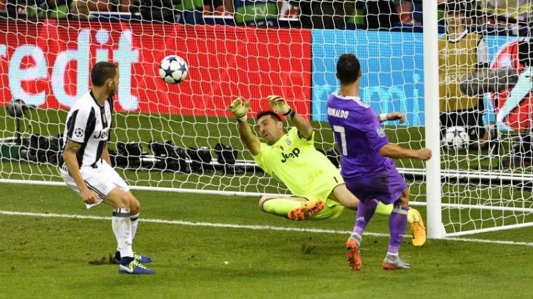 Ronaldo memorável na vitória do Real sobre a Juventus
