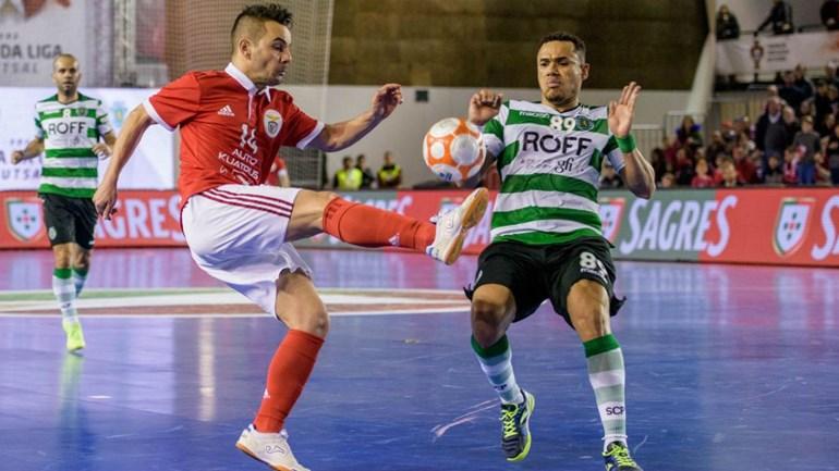 Benfica e Sporting podem encontrar-se nas meias-finais — Taça de Portugal