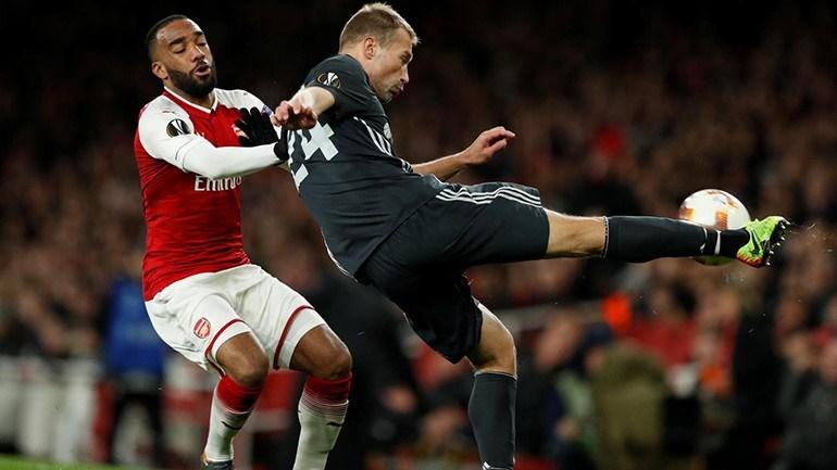 Arsenal-Atlético Madrid em final antecipada; Marselha-RB Salzburgo — Liga Europa