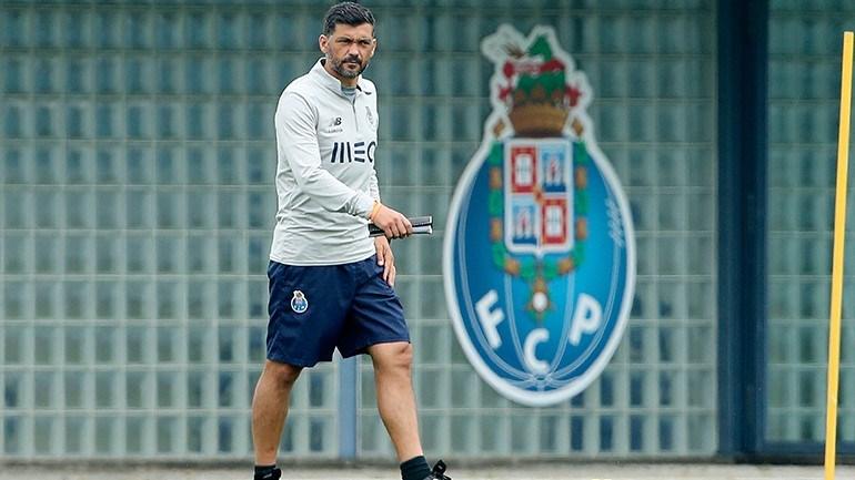 Mota e o FC Porto: