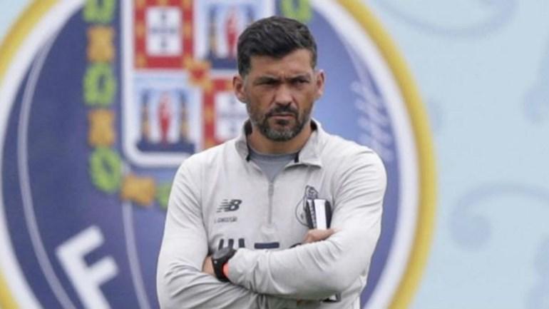 Clássico Benfica-FC Porto. Pontapé de Herrera para a liderança