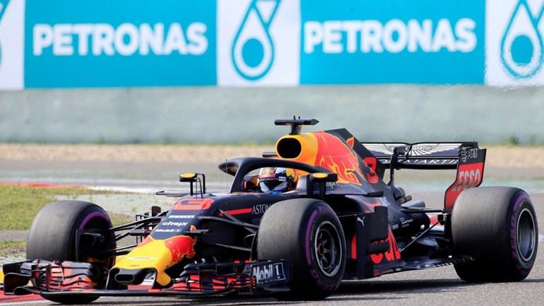 Fórmula 1 Daniel Ricciardo vence Grande Prémio da China
