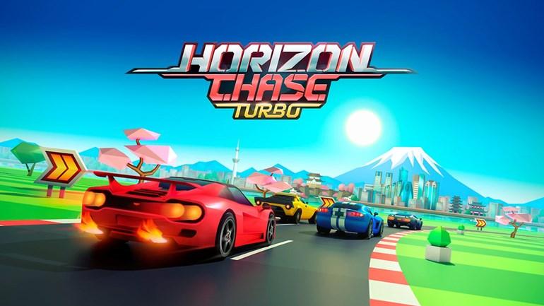 Horizon Chase Turbo chega em maio ao PS4 e PC