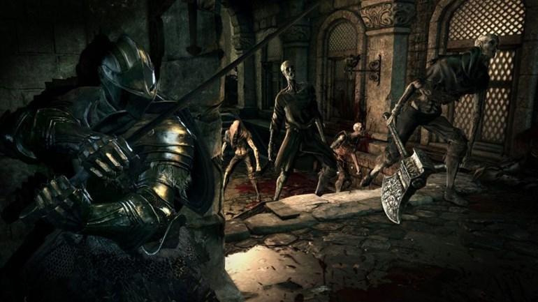 Versão para Switch de Dark Souls remasterizado é adiada