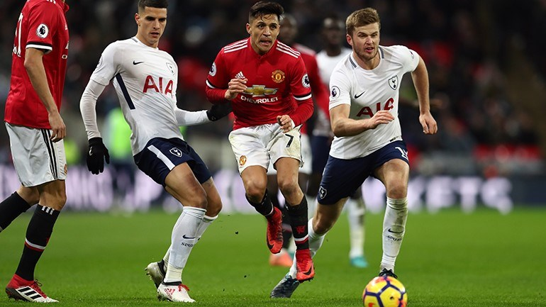 Manchester United na final da Taça de Inglaterra após reviravolta com Tottenham