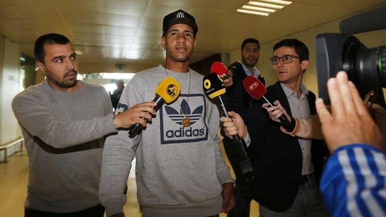 Marco Túlio já em Lisboa para assinar: