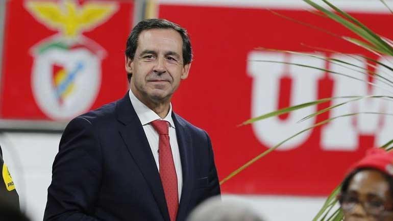 Rui Gomes da Silva confirma candidatura à presidência do Benfica