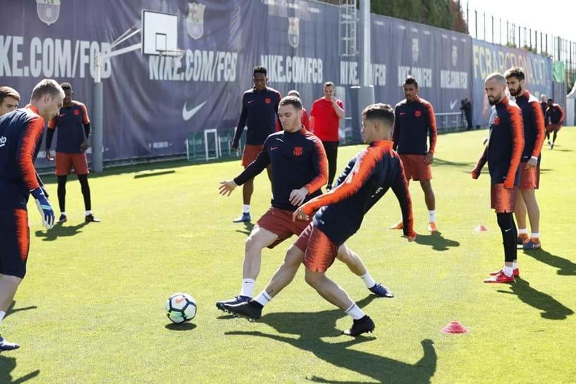 Assista aos gols da vitória do Barça no Espanhol — Barcelona x Valencia