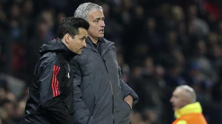 Rui Faria no Arsenal? Mourinho reagiu... à Mourinho