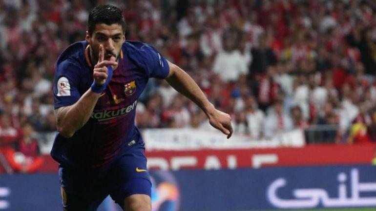 Luis Suárez dá como certa a contratação de Griezmann