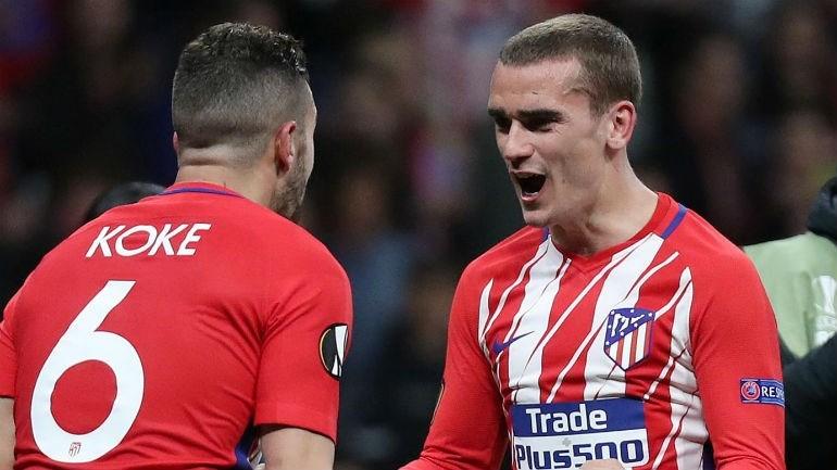 Atlético de Madri ameaça processar Barcelona por coação a Griezmann