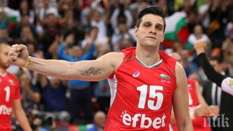 Búlgaro Todor Aleksiev reforça Sporting