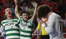 Sporting-Benfica, 4-2 (2.ª parte)