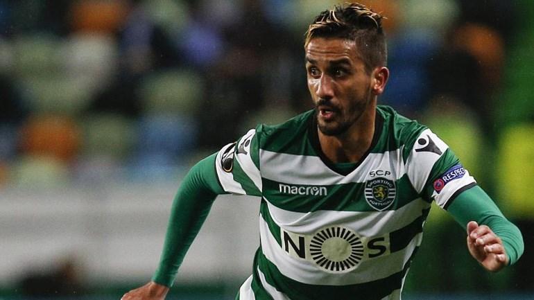 Rúben Ribeiro rescindiu com o Sporting