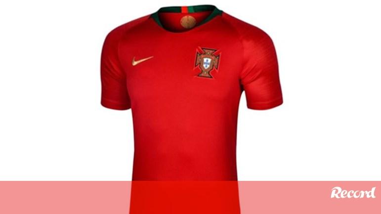 Está disposto a pagar 140 euros pela camisola da Seleção Nacional  - Fora  de Campo - Jornal Record e00e05400a786