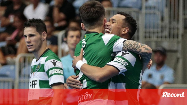 Número de faltas dá vitória ao Sporting na Record Masters Cup - Futsal -  Jornal Record b8a9fe935880e
