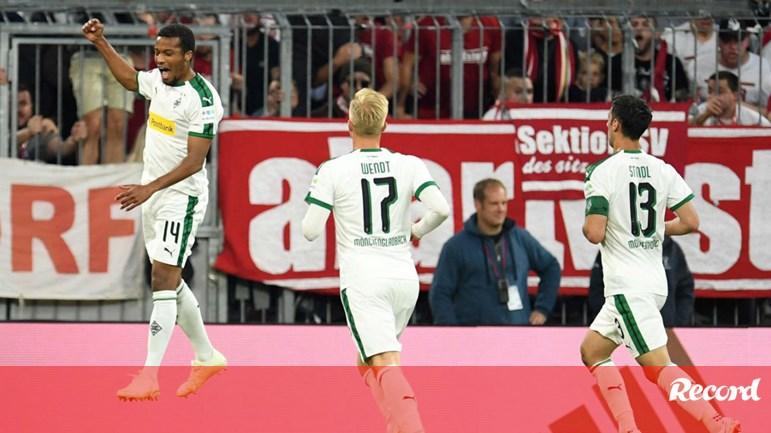 Monchengladbach consolida segundo lugar com goleada sobre o Hannover -  Hannover - Jornal Record fa9e1c61cb57e