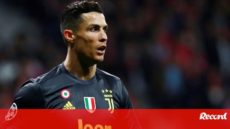 Cristiano Ronaldo não atira a toalha ao chão após noite difícil em Madrid -  Liga dos Campeões - Jornal Record bdf52bcb19617