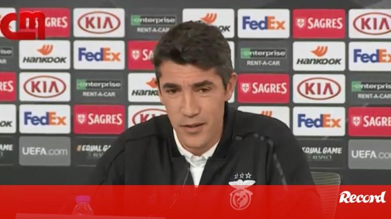 Bruno Lage: «Treinar, jogar, ir para casa, ver o Canal Panda