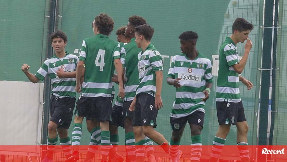 Sporting supera Estoril com resultado 'gordo' - Record