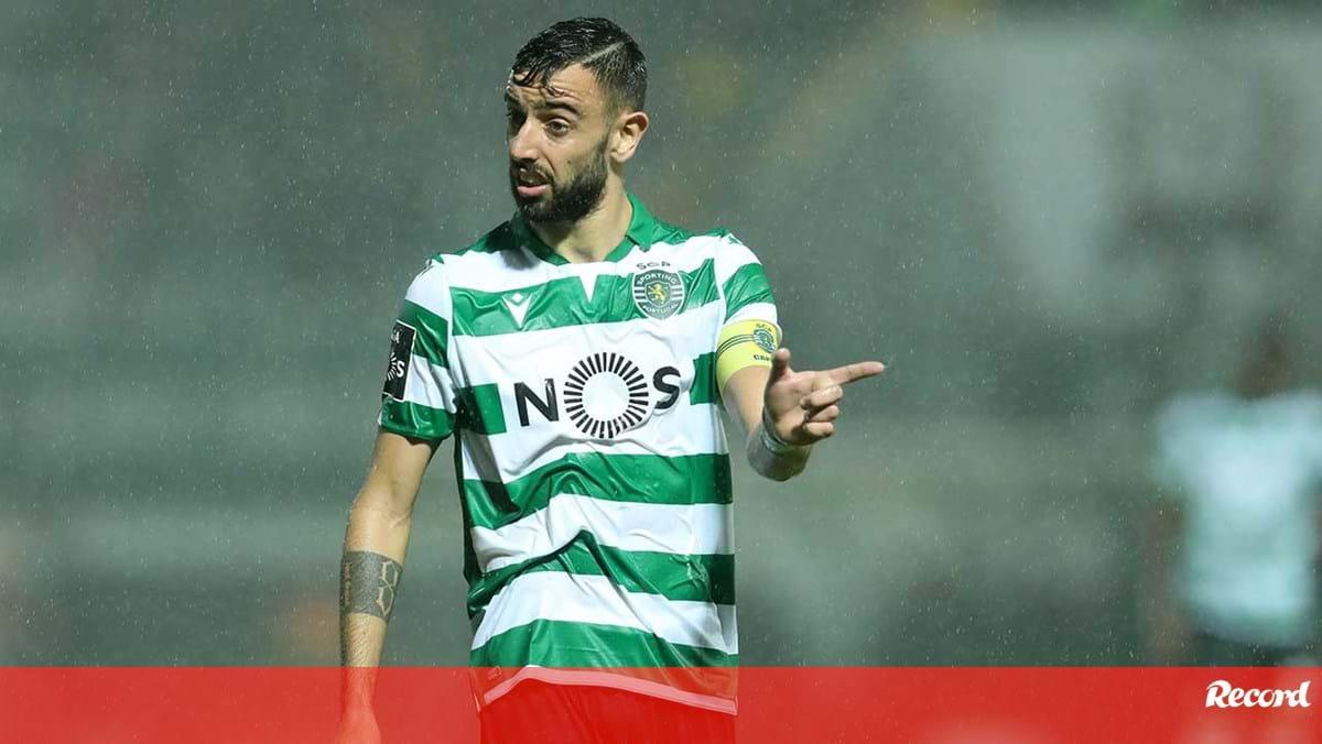 Bruno Fernandes fora do radar de Jorge Mendes em janeiro - Record