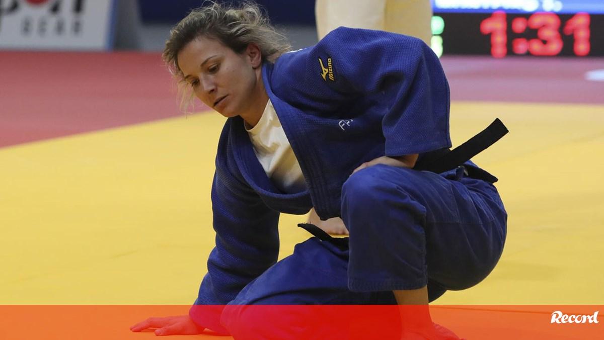 Telma Monteiro dá os parabéns ao Sporting e admite: «Não era apenas mais uma competição» - Record