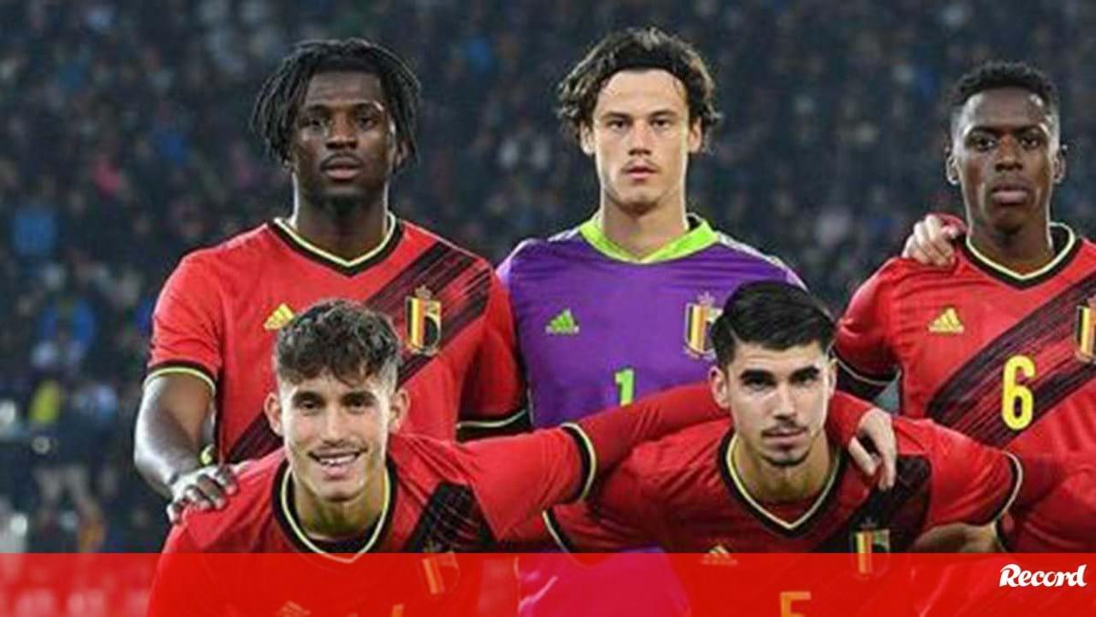 Svilar no triunfo da Bélgica - Record