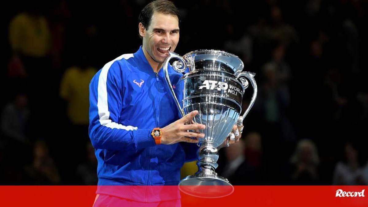 Ranking ATP: Rafael Nadal termina o ano na liderança e João Sousa sobe a 60.º - Record